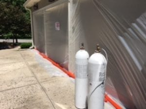 Fumigation for bedbugs in Kansas City